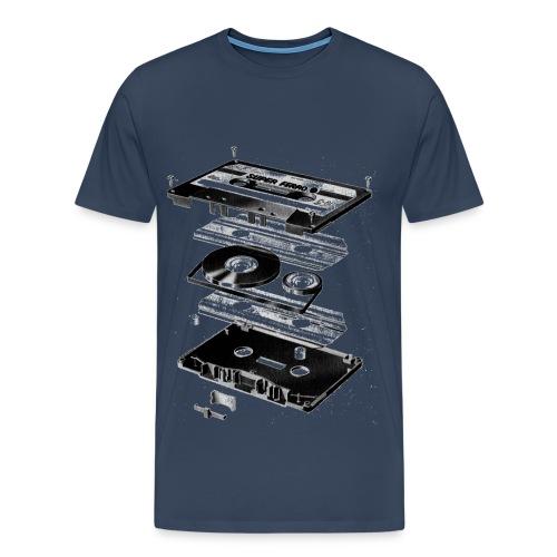 Tape Deck - Men's Premium T-Shirt