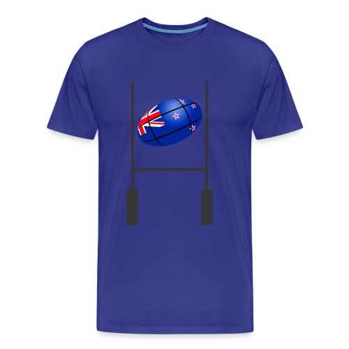 t-shirt new zealand rugby design - T-shirt Premium Homme