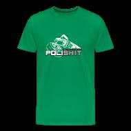 T-Shirts ~ Men's Premium T-Shirt ~ Detailing World 'Polish It/I Know My...' T-Shirt