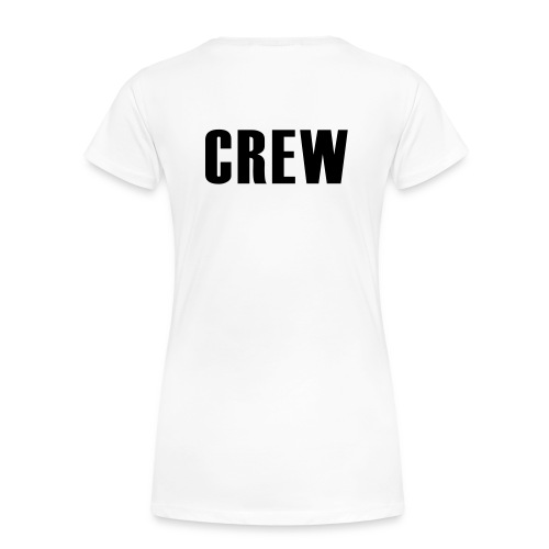 Dame t-shirt  - Dame premium T-shirt