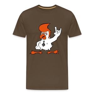 Skaketoe - Mannen Premium T-shirt