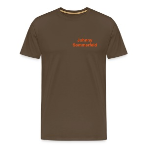 Shirt by Johnny - Männer Premium T-Shirt