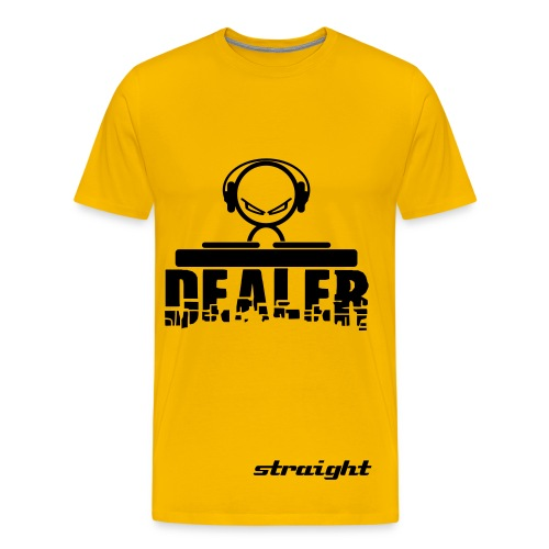 straight tees - Men's Premium T-Shirt