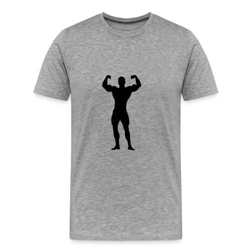 Palestrato - Maglietta Premium da uomo