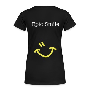 Epic smile t-shirt - Women's Premium T-Shirt