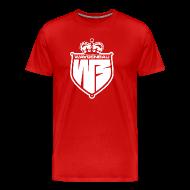T-Shirts ~ Männer Premium T-Shirt ~ Crown Big