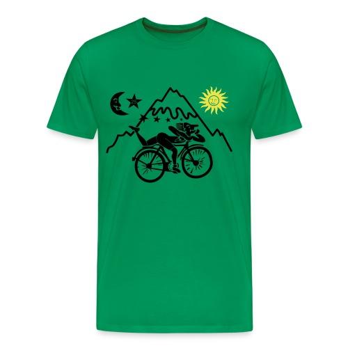trip to the universe shirt - Männer Premium T-Shirt