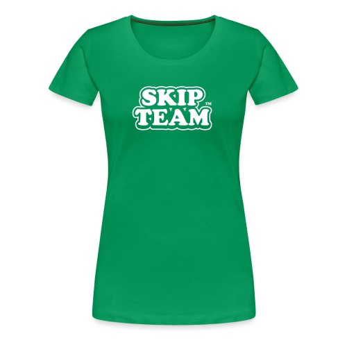 Get a move on - Women's Premium T-Shirt