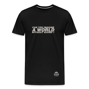 World of muzik - T-shirt Premium Homme