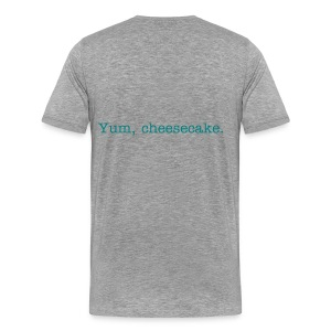 Cheesecake - Men's Premium T-Shirt