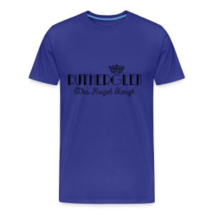 Royal Burgh of Rutherglen - Men's Premium T-Shirt