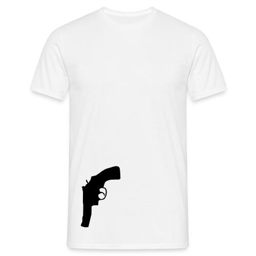 Revolver - Männer T-Shirt
