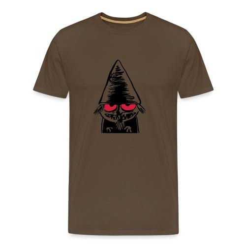 Gnome - Premium-T-shirt herr