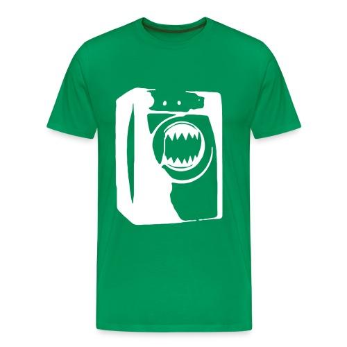 Washer Monster - Men's Premium T-Shirt