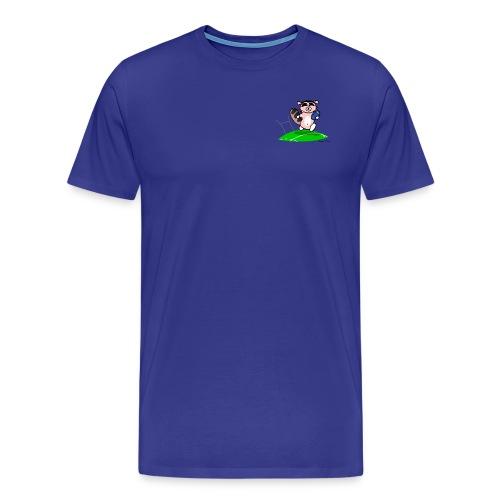 Petite Amazoon la Racoon  - T-shirt Premium Homme