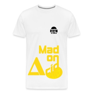 Mad on Acid - T-shirt Premium Homme