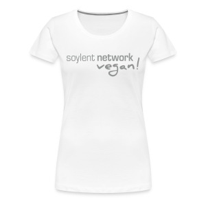 Womens - soylent network - supporter shirt - Frauen Premium T-Shirt