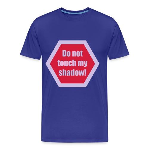 Shadow - Premium-T-shirt herr