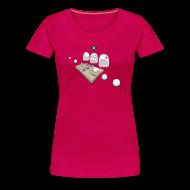 Tee shirts ~ T-shirt Premium Femme ~ Numéro de l'article 16519669