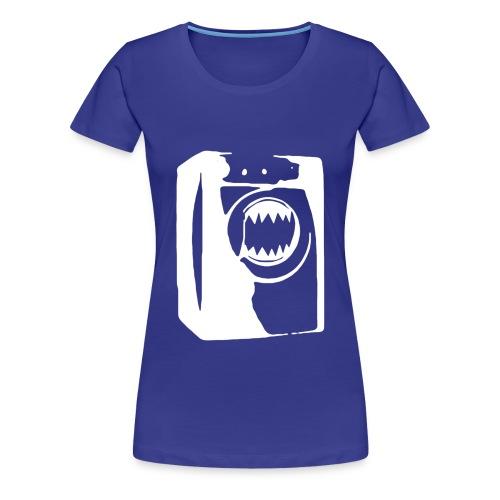 Washer Monster - Women's Premium T-Shirt