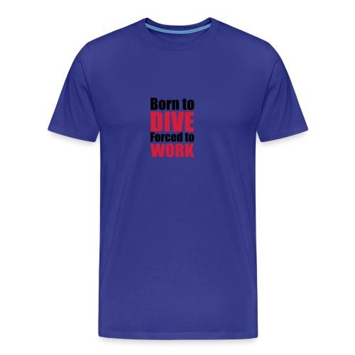 Scuba Diving 2 - Camiseta premium hombre