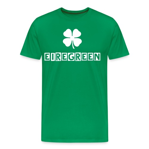 eiregreen lads classic! - Men's Premium T-Shirt