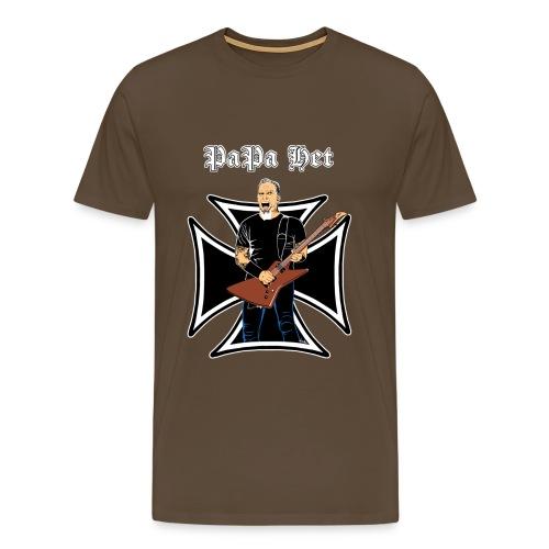 Papa Het - T-shirt Premium Homme