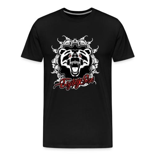 Le Grizzly - Männer Premium T-Shirt