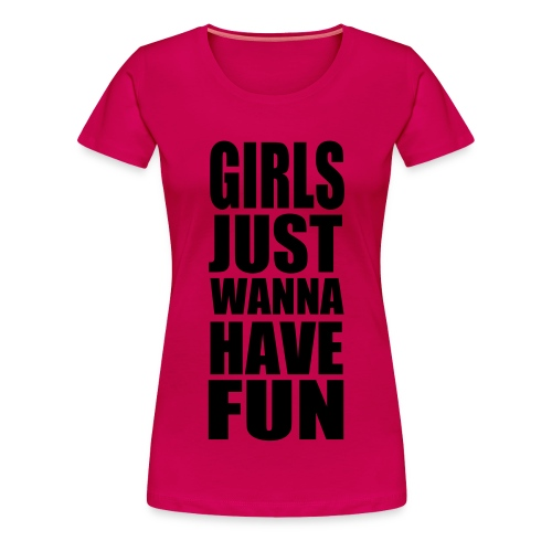 TiTs - Women's Premium T-Shirt