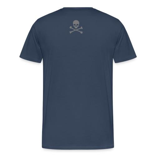 ANCORA PIRATA - Maglietta Premium da uomo