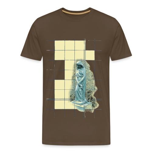 Madonna I tern,klassisk tee - Men's Premium T-Shirt