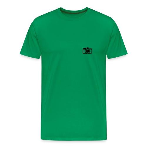 Camera-man 2 - Camiseta premium hombre