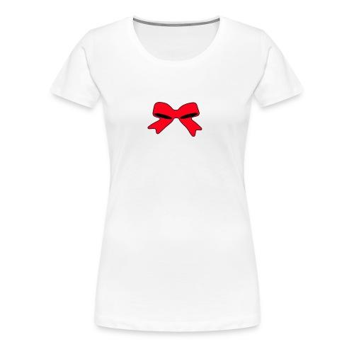 kleine Schleife - Frauen Premium T-Shirt