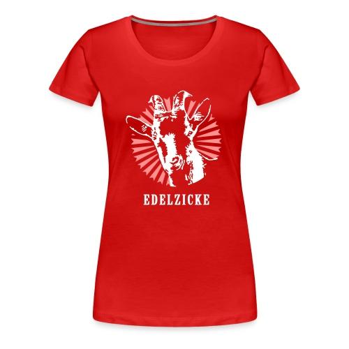 Edelzicke FC - Frauen Premium T-Shirt