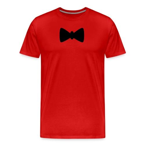 Bow ties are cool Men - Men's Premium T-Shirt