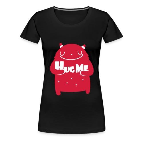 Hug Me  - Women's Premium T-Shirt