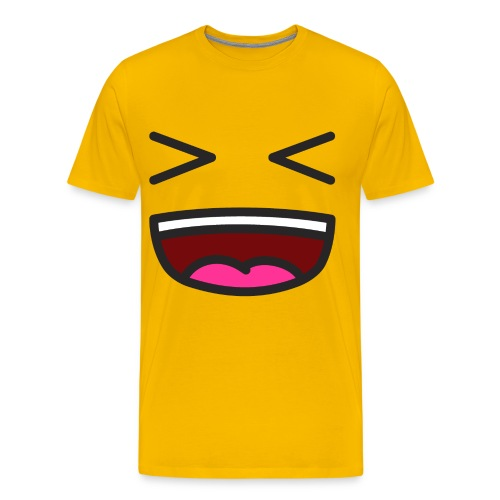 xD  - Men's Premium T-Shirt
