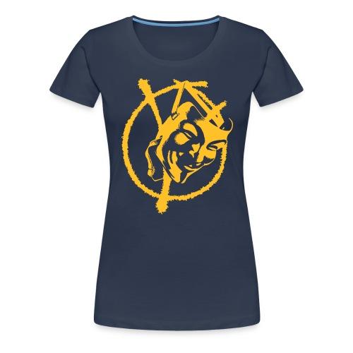 V vendetta - Camiseta premium mujer