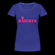 T-Shirts ~ Frauen Premium T-Shirt ~ Häschen