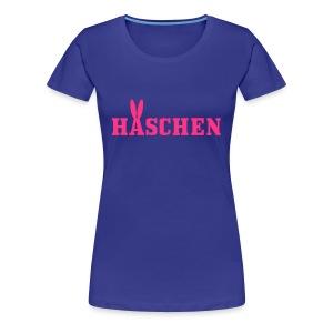 Häschen - Frauen Premium T-Shirt
