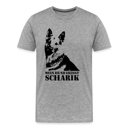Vier Panzersoldaten und ein Hund Scharik T-Shirt - Männer Premium T-Shirt