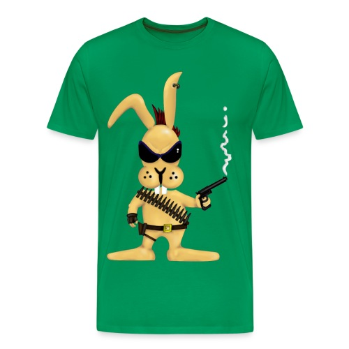 Street bunny - Männer Premium T-Shirt