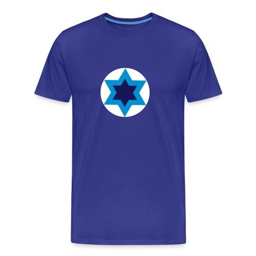 T-shirt con Stella portafortuna - Maglietta Premium da uomo