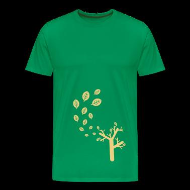 D'autunno le foglie al vento - 1c T-shirt