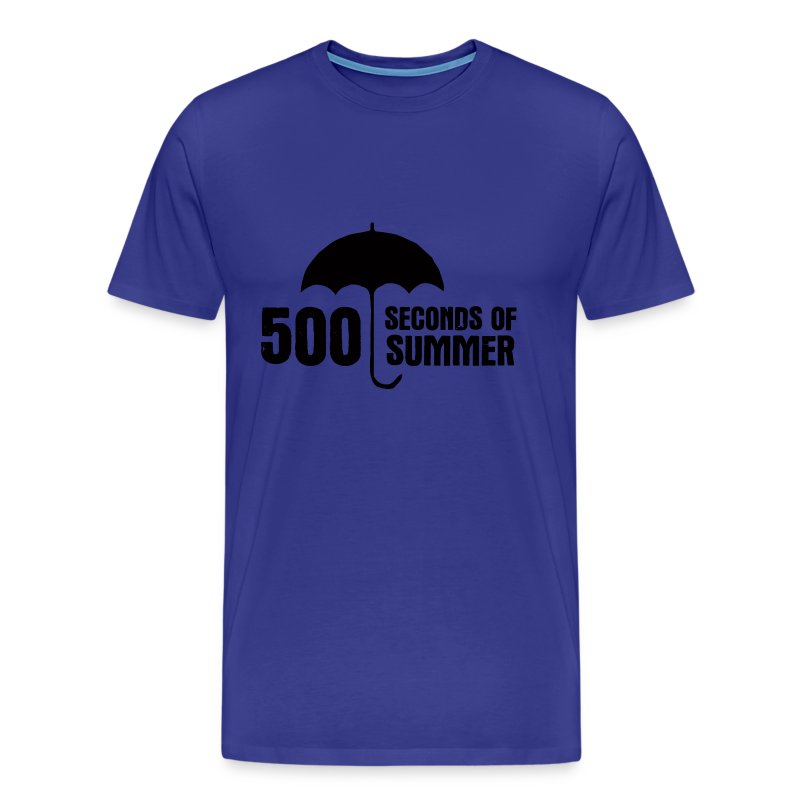 500 Seconds of Summer - Men's Premium T-Shirt