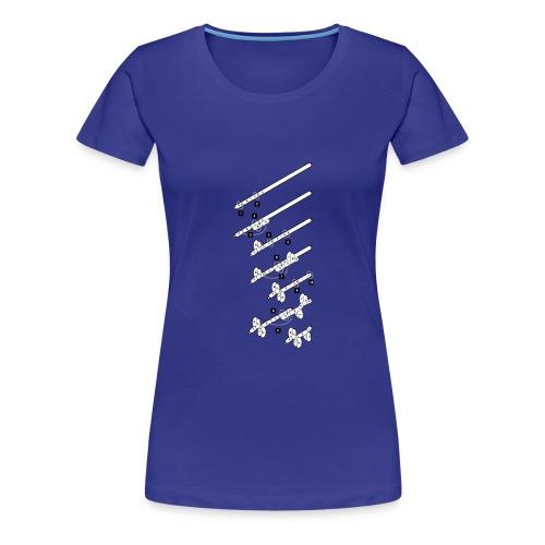 Dame basic hondje - Vrouwen Premium T-shirt