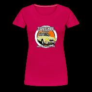 Tee shirts ~ T-shirt Premium Femme ~ TOUT'ALU AMI8 BEIGE