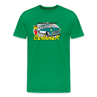 Tee shirts ~ T-shirt Premium Homme ~ CARBUREX ARIANE
