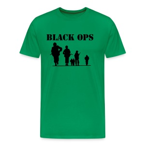 BLACK OPS - Men's Premium T-Shirt