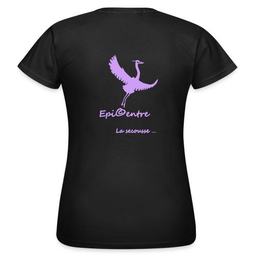 SEULEMENT 6 DEPARTEMENTS  DE LA REGION POUR FEMMES - T-shirt Femme